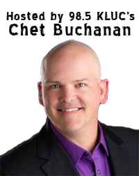 chet buchanan will host the Trick or Trot Run